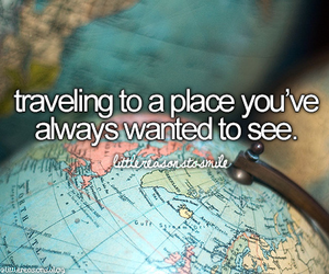 place, travel, and traveling image
