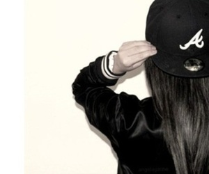 awesome, hair, and black image