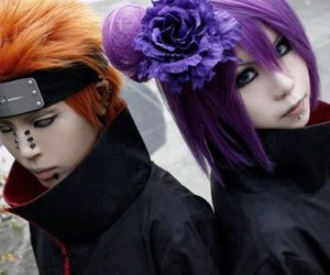 anime, cosplay, and naruto shippuden image