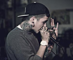 tattoo, t mills, and boy image
