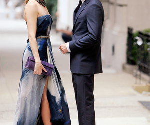 Chace Crawford, couple, and gossip girl image