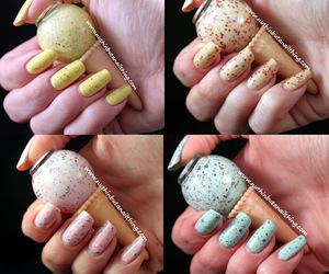 etude house, ice cream, and nail polish image