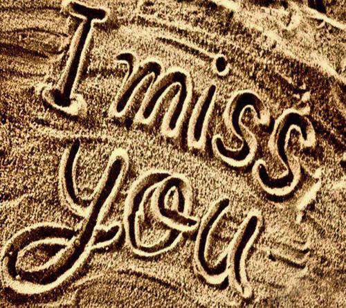 I Miss You Via Tumblr On We Heart It