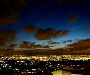 city, durban, and lights image