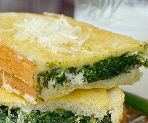feta, grilled cheese, and parmesan image