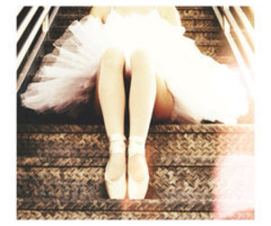 dance, pink, and shoes image