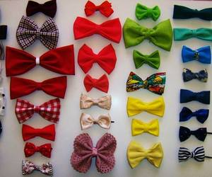 bows, love it, and perfect image