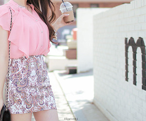 asian fashion, clothes, and street style image