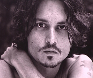 johnny depp and love image