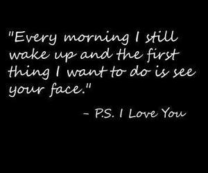 love, you, and morning image