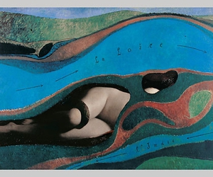Max Ernst and painting image
