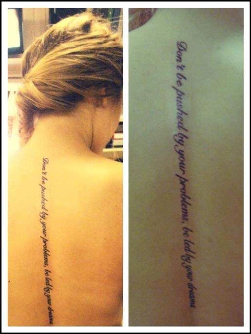 Tattoo Uploaded By Afraa On We Heart It