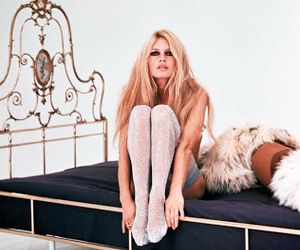 brigitte bardot, blonde, and sexy image
