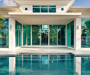 pool, house, and Dream image