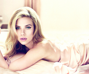 girl, Scarlett Johansson, and beautiful image