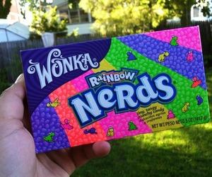 nerds and wonka image
