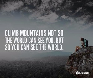 inspiration, quote, and see the world image