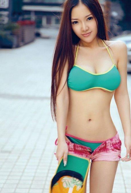 Super Hot Asian Models