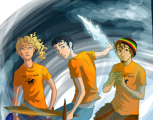 Image About Art In Percy Jackson By Viz Q On We Heart It