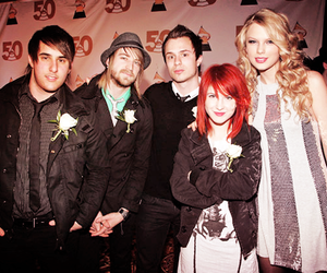 paramore, Taylor Swift, and hayley williams image
