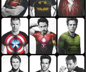 superman, batman, and captain america image
