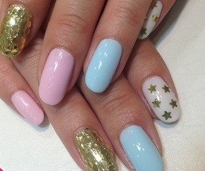 nail, nail art, and nail design image