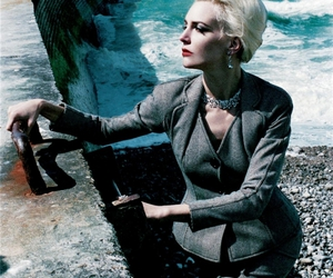 fashion, model, and Hannelore Knuts image