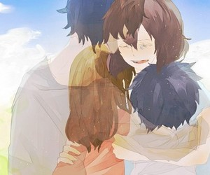 the wolf children and ame and yuki image