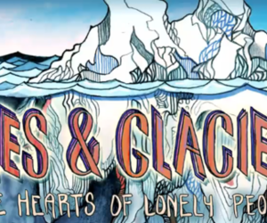 isles and glaciers