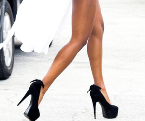 heels, fashion, and girl image
