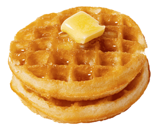 food, png, and waffles image