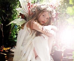 beautiful, child, and fairy image
