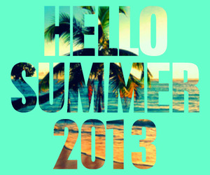 summer and 2013 image