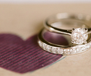 love, rings, and accessories image