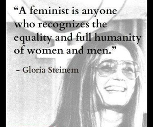 equal rights, feminism, and equality image