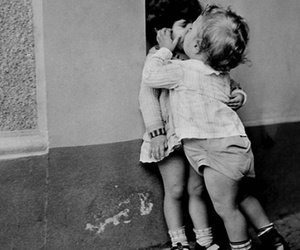 kiss, love, and baby image