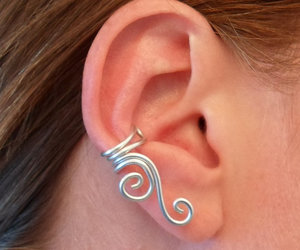 diy and ear cuff image