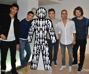 the wanted, tw, and nathan sykes image
