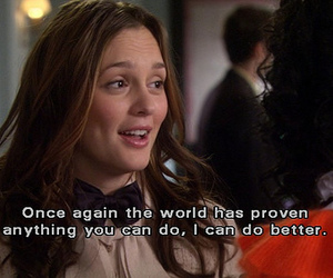 gg, gossip girl, and leighton meester image