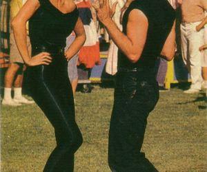 grease, movie, and John Travolta image