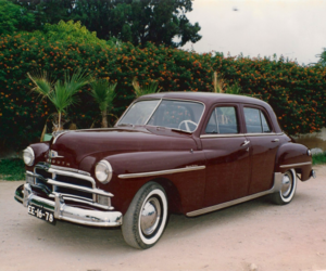 1950, classic, and old car image