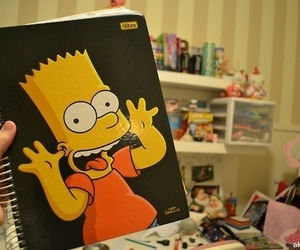 humor, photography, and the simpsons image