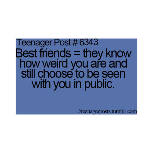 best friends, quotes, sayings, so true - inspiring picture ...