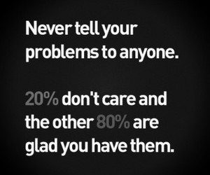 problems, typography, and quotes image