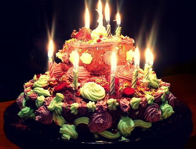Most Beautiful Chocolate Birthday Cakes 71278 Loadtve