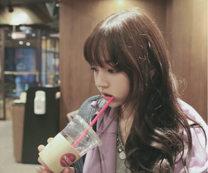cute, asian, and ulzzang image