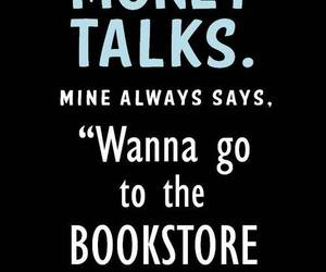 bookstore, money, and today image