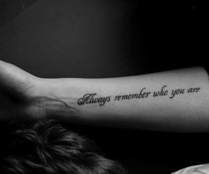 tattoo, remember, and you image