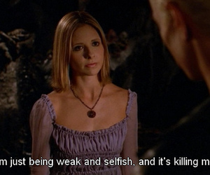 love quotes, quotes, and spuffy image