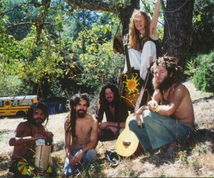 dread, guitar, and nature image